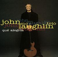 Джон Маклафлин - инновационный фьюжн-гитарист, получивший известность с начала 70-х, возглавлял незабвенный