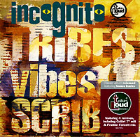 Incognito.  Tribes, Vibes And Scribes Mercury Records Limited