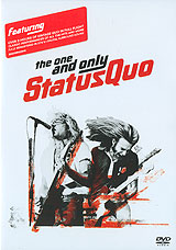 Status Quo. The One and Only status quo just doin it live in concert