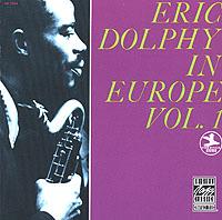 Представляем альбом Eric Dolphy, одного из лучших джазовых исполнителей.
