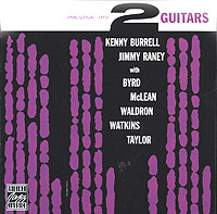 Кенни Баррелл,Джимми Рени Kenny Burrell. Jimmy Raney. 2 Guitars e2e x5mf1 z