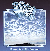 Eloy Eloy. Power & The Passion eloy eloy inside