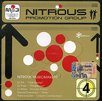 Nitrous Musicmakers. Vol. 4 (mp3) cd диск running wild best of adrian 1 cd page 4