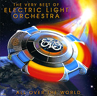 Electric Light Orchestra All Over The World. The Very Best Of Electric Light Orchestra cd electric light orchestra light years the very best of