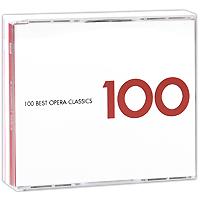 Best Opera Classics 100 (6 CD) cd сборник 100 best guitar classics