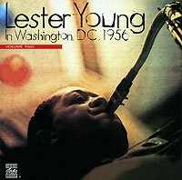 Лестер Янг Lester Young. In Washington, D.C., 1956. Vol.2 aro pablo w20 bia grey