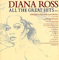 Дайана Росс Diana Ross. All The Greatest Hits джордж бенсон george benson the greatest hits of all