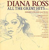 Дайана Росс Diana Ross. All The Greatest Hits diana ross all the great love songs