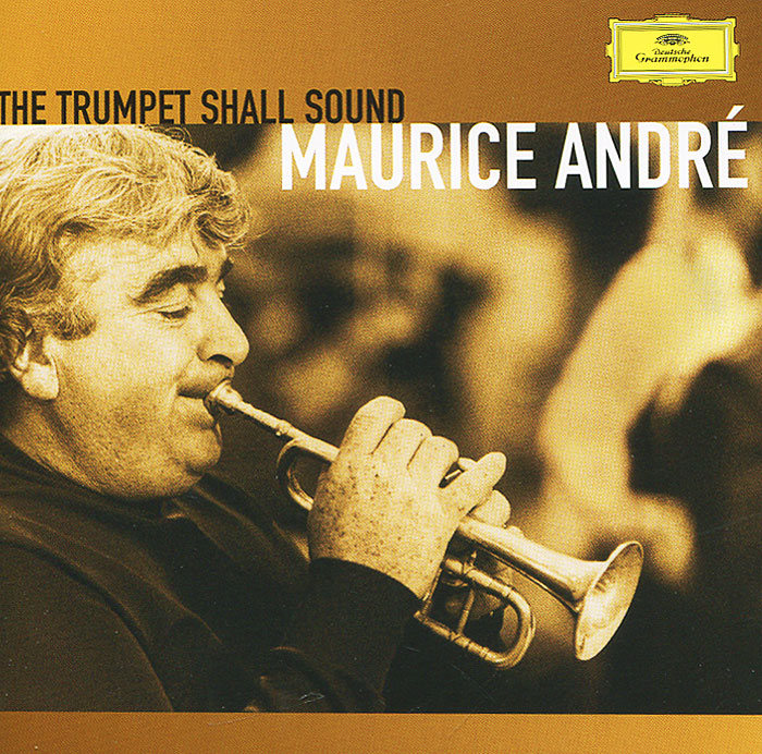 Морис Андре Maurice Andre. The Trumpet Shall Sound (2 CD) flower embroidered trumpet sleeve top