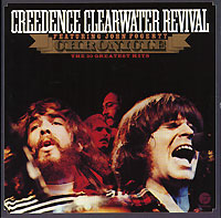 Creedence Clearwater Revival Creedence Clearwater Revival. Chronicle виниловая пластинка creedence clearwater revival mardi gras