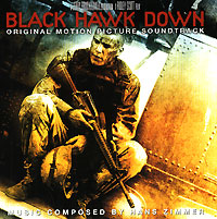 Hans Zimmer. Black Hawk Down. Original Motion Picture Soundtrack hans zimmer hans zimmer live in prague 4 lp