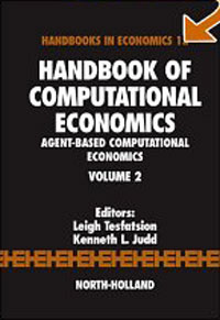 Handbook of Computational Economics, Volume 2: Agent-Based Computational Economics (Handbook of Computational Economics) купить