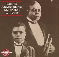 Луи Армстронг,Кинг Оливер Louis Armstrong And King Oliver луи армстронг louis armstrong louis and the good book