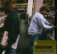 DJ Shadow. Endtroducing