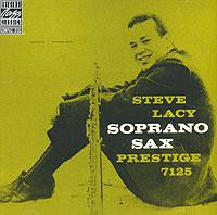 Steve Lacy. Soprano Sax