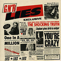Guns N' Roses Guns N' Roses. G N' R Lies david m r covey trap tales