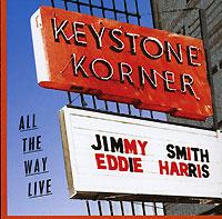 Джимми Смит,Эдди Харис Jimmy Smith. Eddie Harris. All The Way Live pat metheny group the way up live