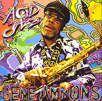 Джин Эммонс Gene Ammons. Legends Of Acid Jazz dissociation fantasy