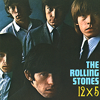 The Rolling Stones. 12 X 5