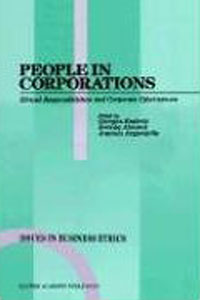 People in Corporations (Issues in Business Ethics) anne klein 1871 tmsv