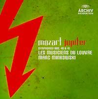 Марк Минковски,Les Musiciens Du Louvre Orchestra Mozart. Symphonies No. 40 & 41. Les Musiciens Du Louvre. Minkowski les chevaliers du fiel metz