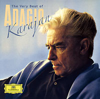 Герберт Караян,Berliner Philharmoniker The Very Best Of Adagio. Karajan (2 CD) cd the corrs best of