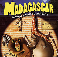 Madagascar. Motion Picture Soundtrack northwest sinfonia рэнди миллер the soong sisters original motion picture soundtrack