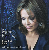 Рени Флеминг Renee Fleming. Haunted Heart рени флеминг алан ждилберт сейджи озава orchestre philharmonique de radio france orchestre national de france renee fleming poemes