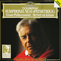 Герберт Караян,Wiener Philharmoniker Orchestra Tchaikovsky. Symphonie No. 6 Pathetique. Wiener Philharmoniker. Karajan wiener philharmoniker wiener philharmoniker new year s concert 2017 3 lp
