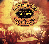 Брюс Спрингстин Bruce Springsteen. We Shall Overcome The Seeger Sessions (American Land Edition) (CD+DVD) bruce springsteen live in dublin blu ray