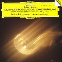Berliner Philharmoniker,Герберт Караян Richard Strauss. Metamorphosen. Tod Und Verklarung. Herbert Von Karajan münchner philharmoniker elbphilharmonie hamburg