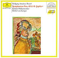 Герберт Караян,Berliner Philharmoniker Mozart. Symphonien Nos. 40 & 41 Jupiter. Karajan münchner philharmoniker elbphilharmonie hamburg