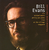 Фото Билл Эванс,Филли Джо Джонс,Майкл Мур Bill Evans. Getting Sentimental