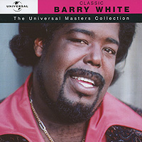 Барри Уайт The Universal Masters Collection. Barry White