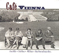 Фото - Various Artists. Cafe Vienna (2 CD) cafe london 2 cd