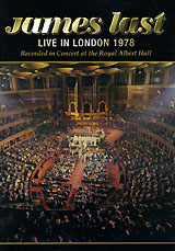 James Last. Live In London 1978. Recorded in Concert Аt Тhe Royal Albert Hall magnum live in concert