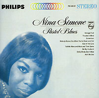 Нина Симон Nina Simone. Pastel Blues нина симон nina simone nina simone and piano lp