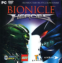 Bionicle Heroes (русская версия), Eidos Interactive
