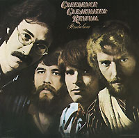 Creedence Clearwater Revival Creedence Clearwater Revival. Pendulum виниловая пластинка creedence clearwater revival mardi gras