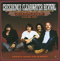 Creedence Clearwater Revival Creedence Clearwater Revival. Chronicle. Volume 2. Twenty Great CCR Classics виниловая пластинка creedence clearwater revival mardi gras