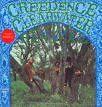 Creedence Clearwater Revival Creedence Clearwater Revival. Creedence Clearwater Revival виниловая пластинка creedence clearwater revival mardi gras