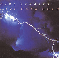 Dire Straits. Love Over Gold