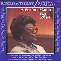 Элла Фитцжеральд,Каунт Бэйси Ella Fitzgerald, Count Basie. A Perfect Match каунт бэйси count basie april in paris lp