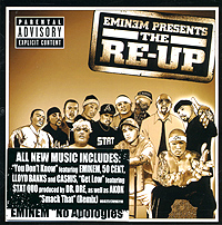 Eminem. Eminem Presents The Re-Up eminem eminem eminem presents the re up 2 lp