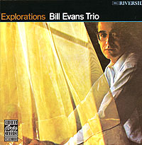 The Bill Evans Trio Bill Evans Trio. Explorations пижама evans evans ev006ewscq22