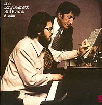 Билл Эванс,Тони Беннетт Bill Evans. Tony Bennett. The Album the bill evans trio bill evans trio explorations
