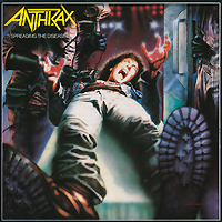 Anthrax Anthrax. Spreading The Disease anthrax anthrax worship music 2 lp