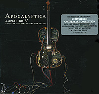 Apocalyptica Apocalyptica. Amplified. A Decade Of Reinventing The Cello (2 CD) apocalyptica apocalyptica cult