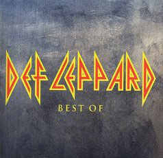 Def Leppard Def Leppard. Best Of Def Leppard def leppard best of cd