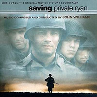 Джон Уильямс Saving Private Ryan. Music From The Original Motion Picture Soundtrack pr6 saving private ryan